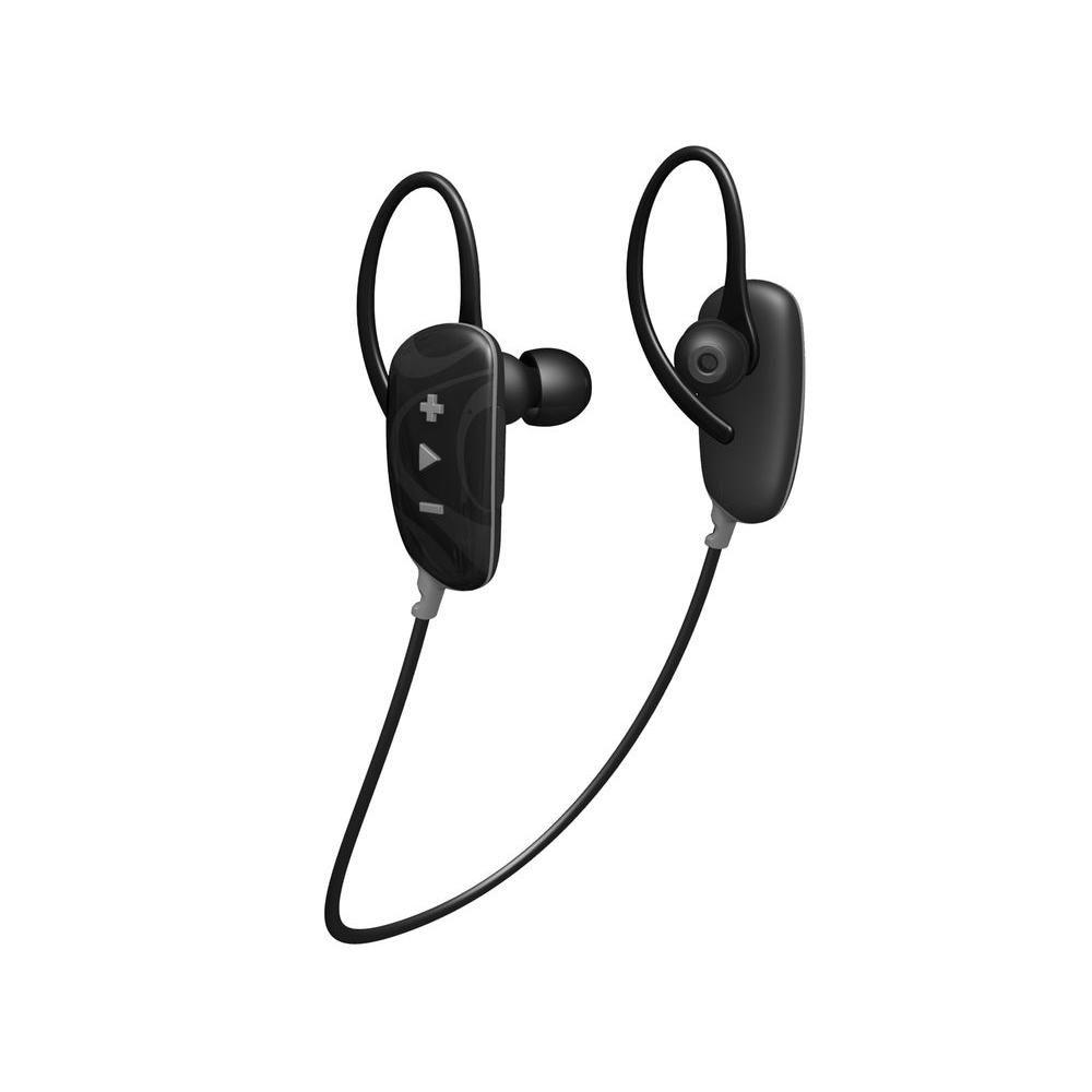 Craze bluetooth wireless earbuds black wireless