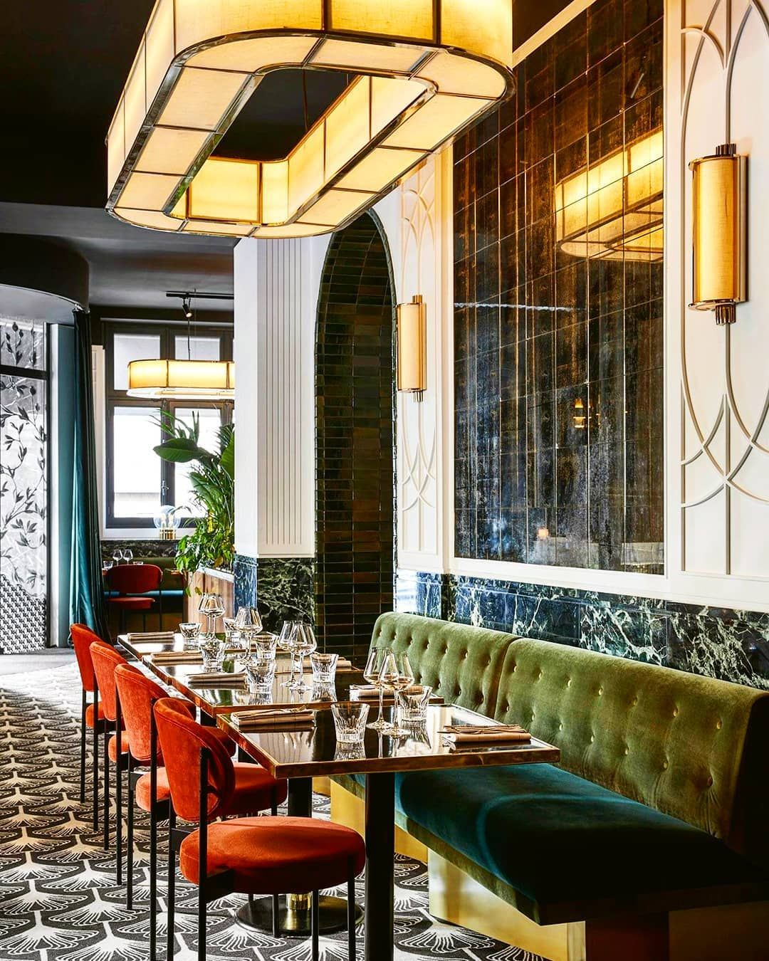 Beefbar Paris, design project by Humbert and poyet # ...