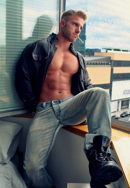 Josey Greenwell Body Sexy Men Hot Guys Blonde Guys