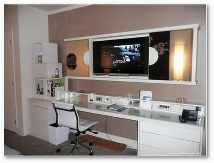 Home Office Workstations 50 Home Office Setups Tochinawestcom