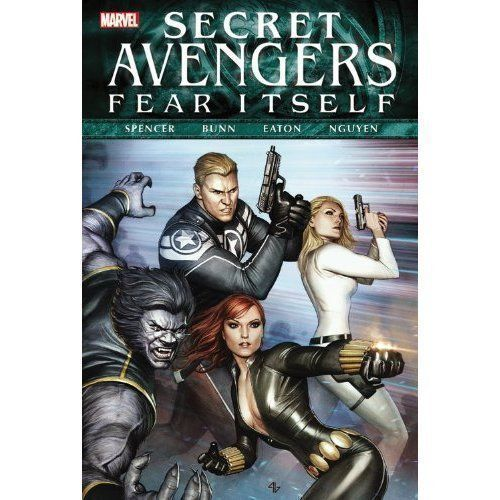 Fear Itself: Secret Avengers, Spencer, Nick. Factory Sealed Hardcover