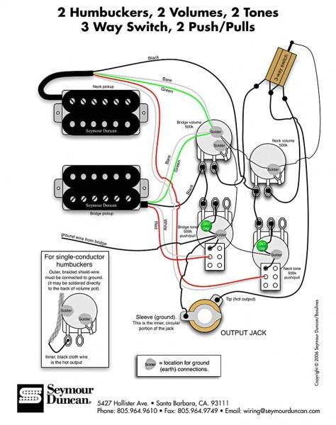 Epiphone Sg Wiring Diagram In 2020