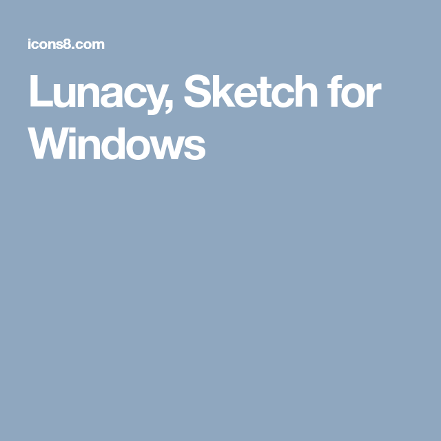 Lunacy, Sketch for Windows | UX / UI / Prototyping | Free