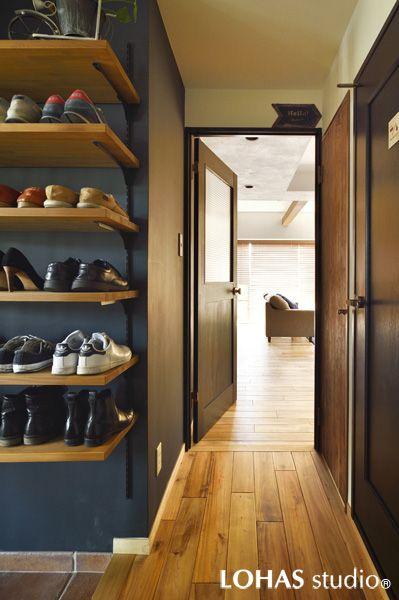No.495 グリーンが映えるナチュラル素材のわが家 -DIYと既存利用でコストも意識!-(マンション) | リフォーム・マンションリフォームならLOHAS studio(ロハススタジオ) presented by OKUTA(オクタ)