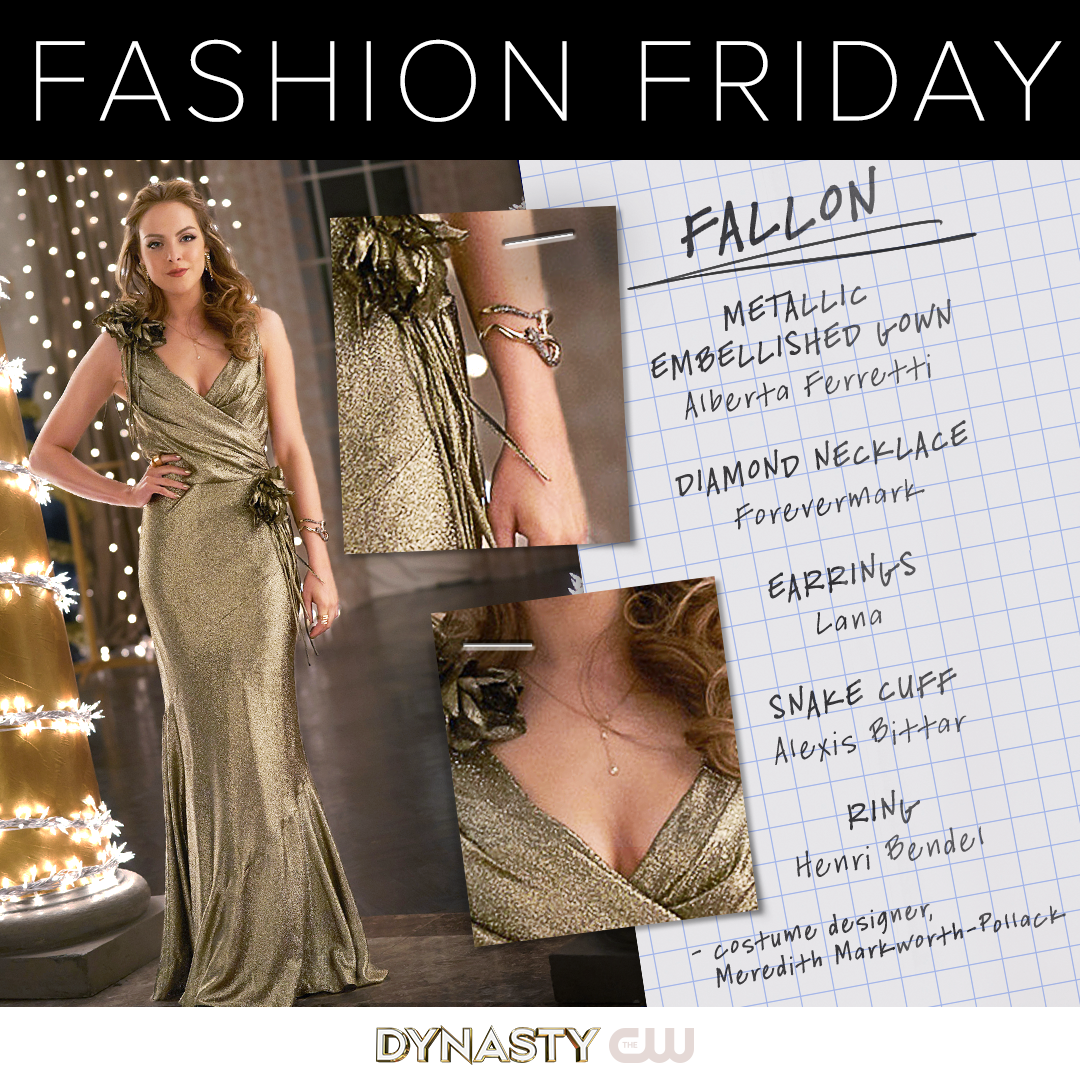 For Fallon S 25th Birthday Party We Went With A Midas Touch Theme And Brought Our Finest Gold Fallon Is Wearing A M Fashion Fashion Friday Embellished Gown