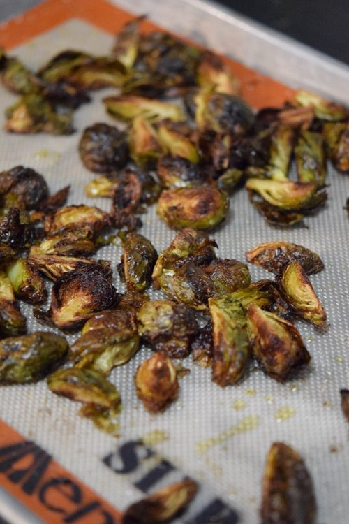 Uchiko Brussel Sprouts — Broad & Hill