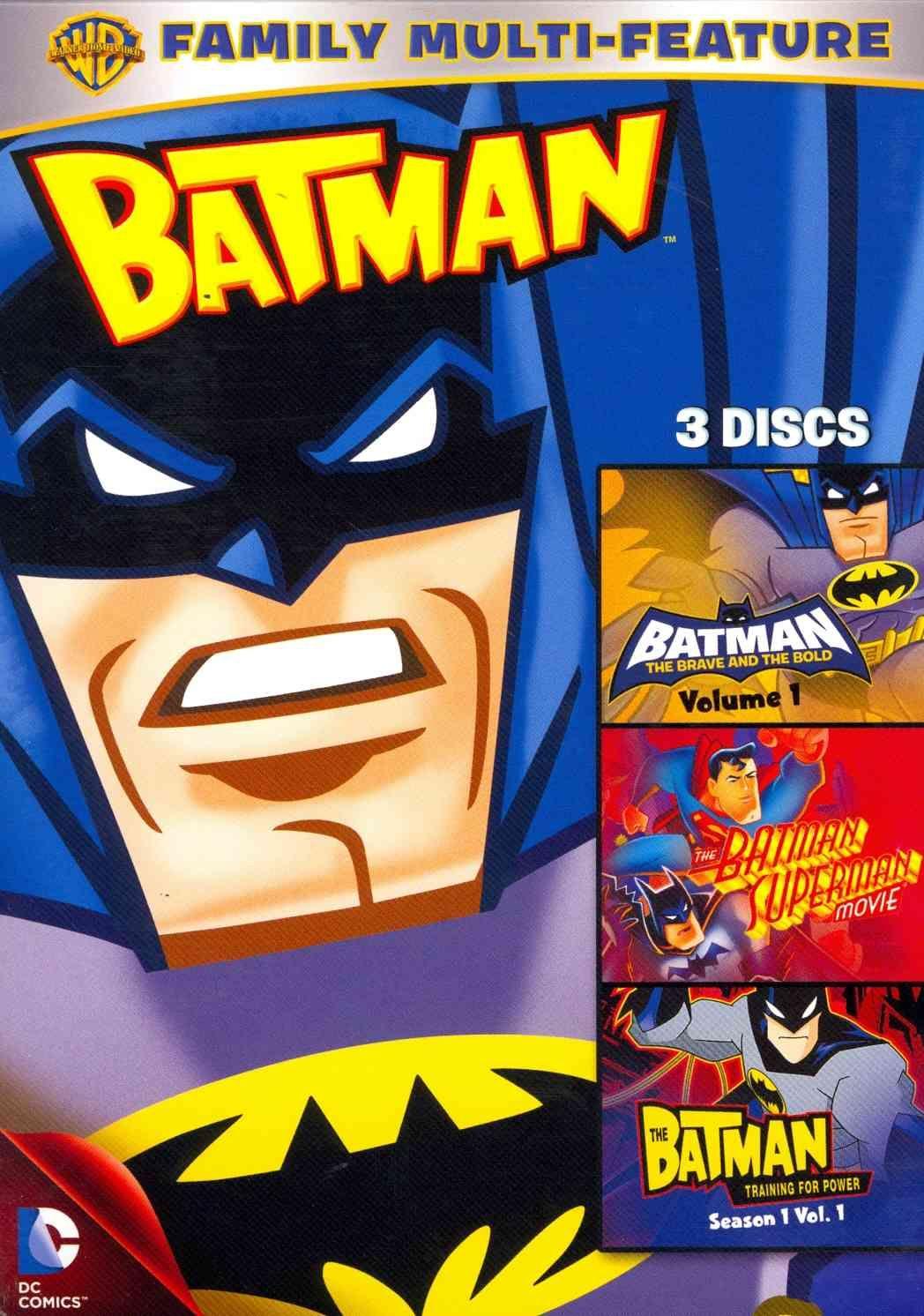 Dc Comics Batman Fun Pack Batman The Batman Superman Movie