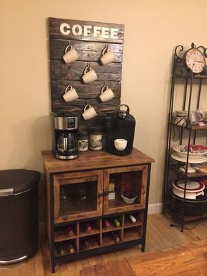 Customer Reviews Better Homes And Gardens Rustic Country Wine Cabinet Pine
