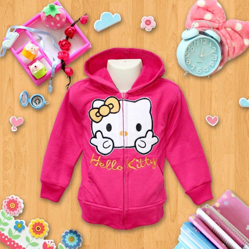 Jaket Anak Pinterest
