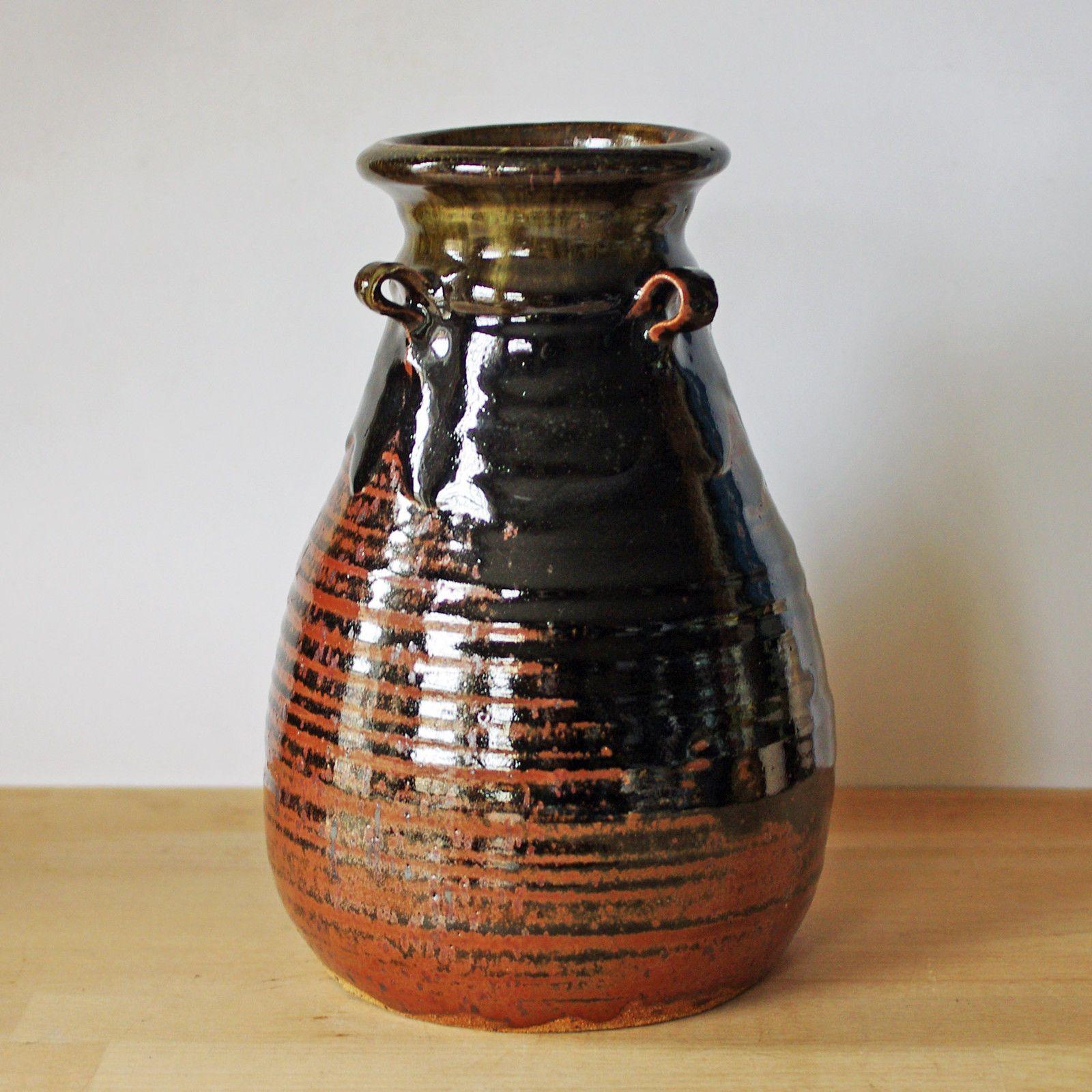 Httpebayitmpatricia trish chiles studio pottery httpebayitmpatricia pottery vaseashstonewaremindful reviewsmspy
