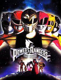 Mighty Morphin Power Rangers: The Movie | Kiss cartoon