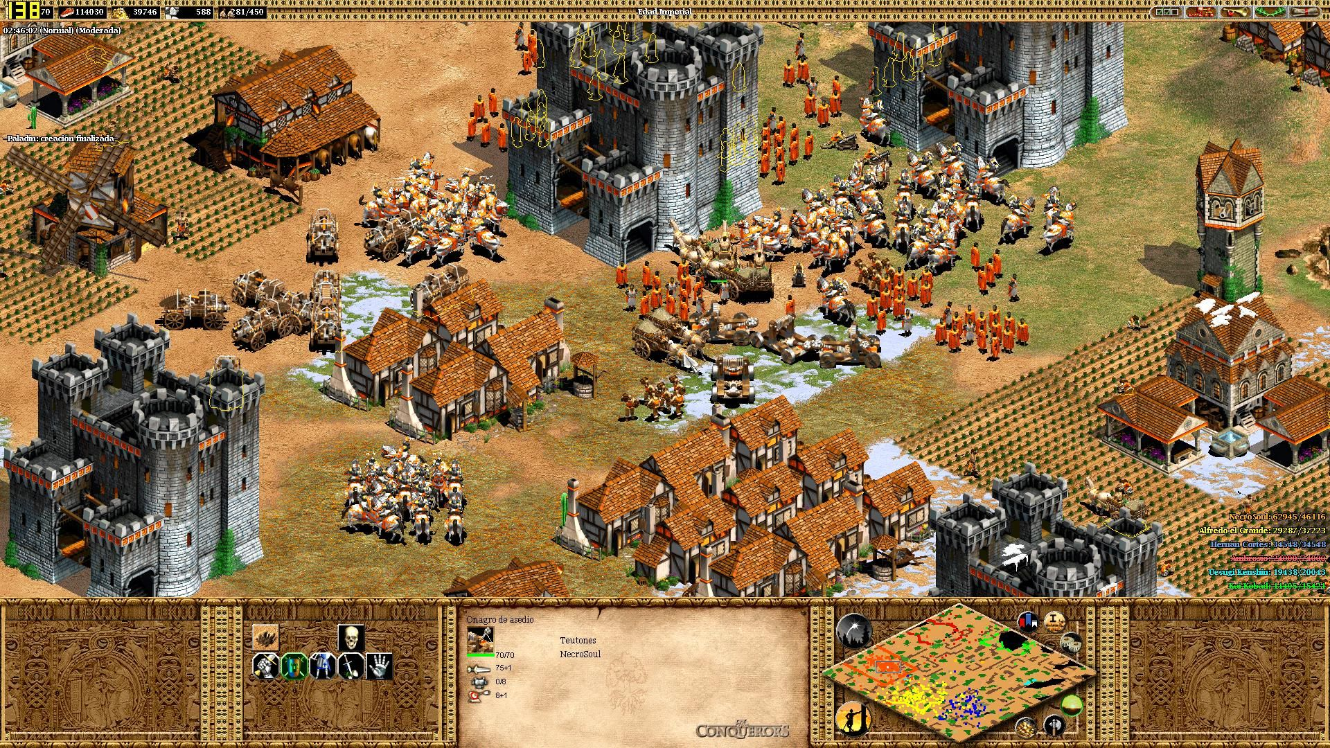 Xomicron Userpatch V1 1 Download Age Of Empires Strategy Games