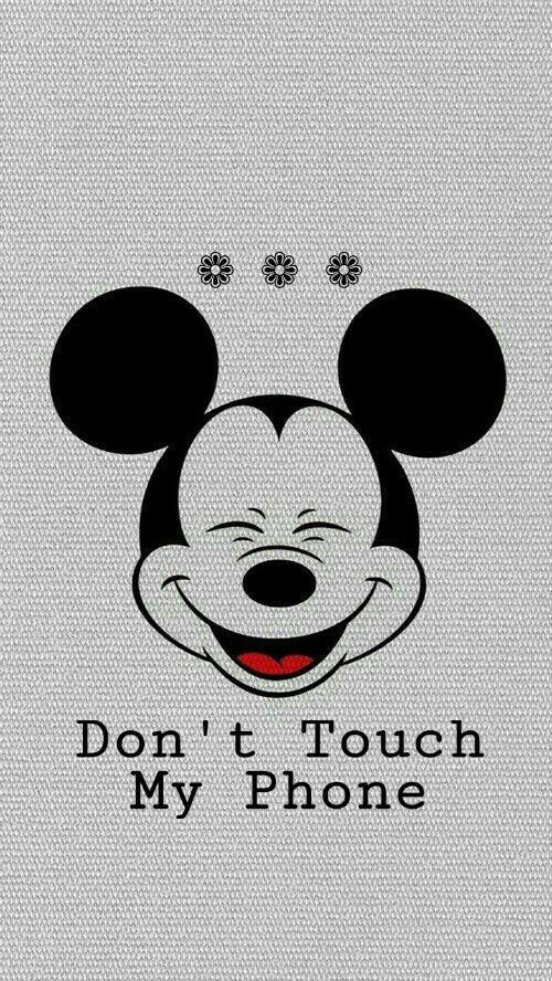 Disney's Mickey Mouse Classic wallpaper our screenlock for your iPhone