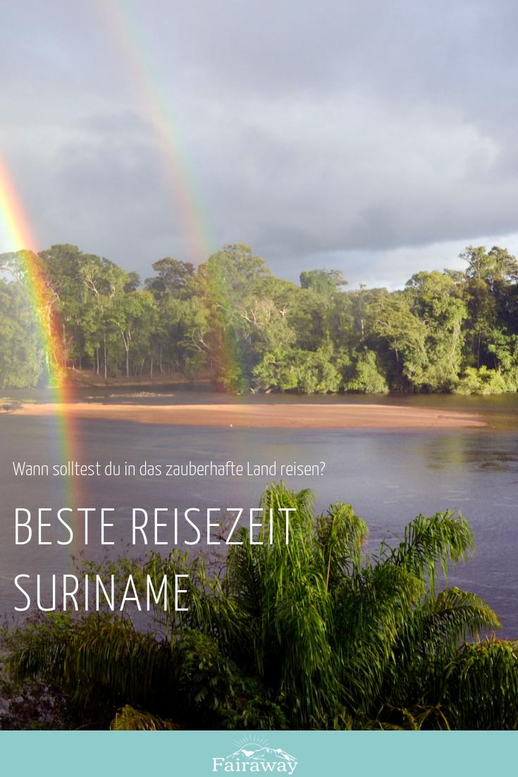 Pin Auf Suriname