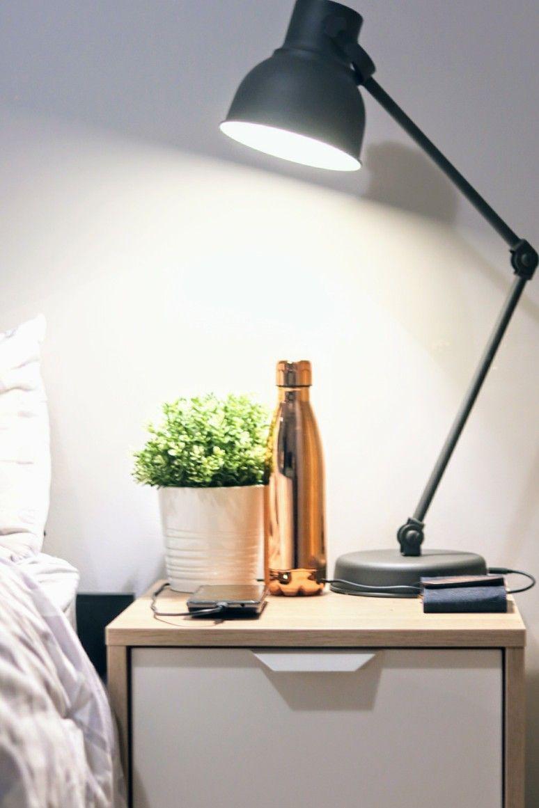 IKEA HEKTAR Work lamp beige | Work