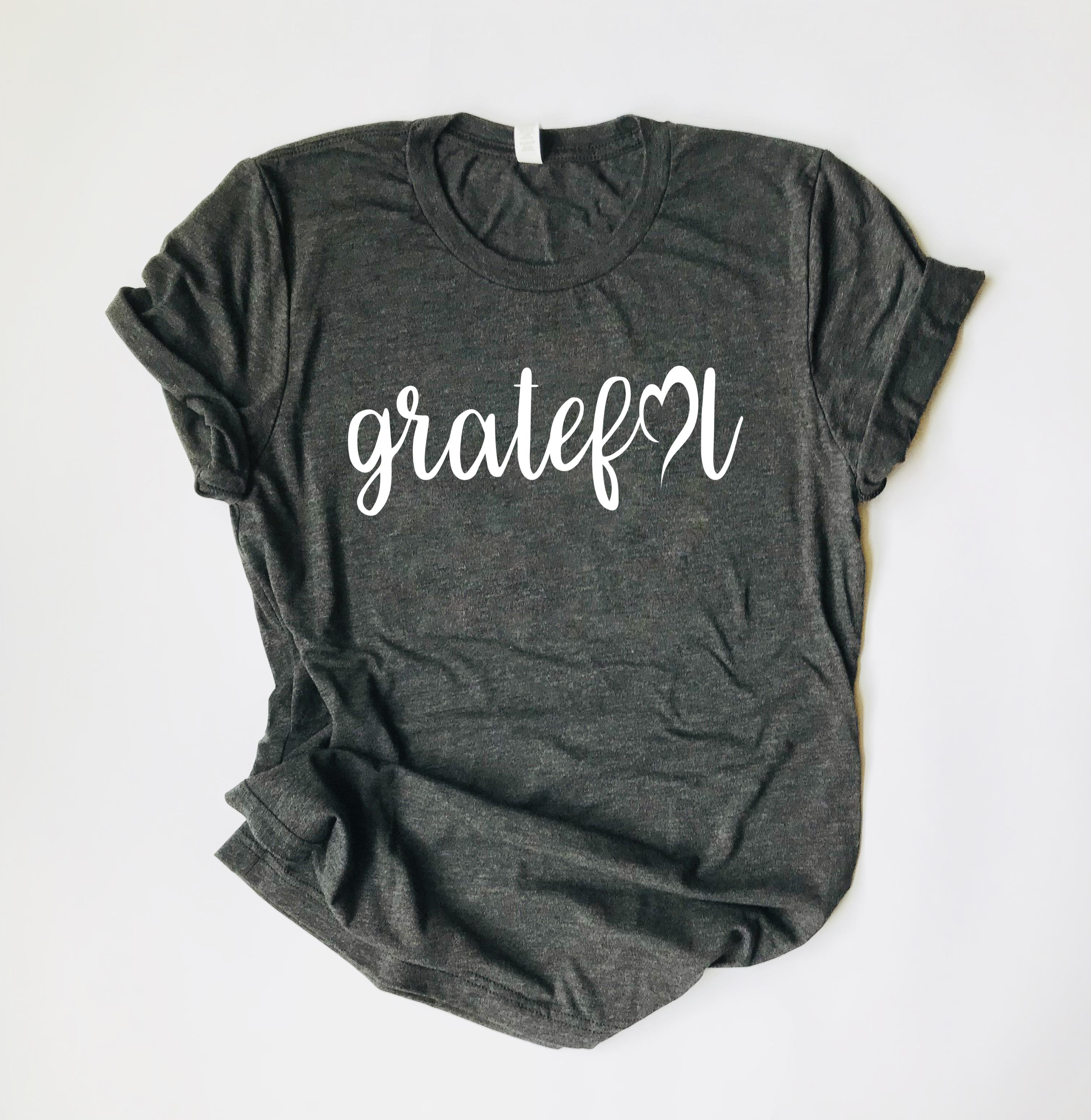 grateful heart triblend t shirt best yoga clothes shirts mom