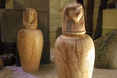 Alter Ego Decor  Canopic jar, Egyptian urn