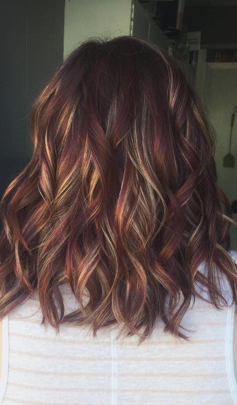Burgundy Hair Color Ideas Best Hairstyles For Maroon Hair March