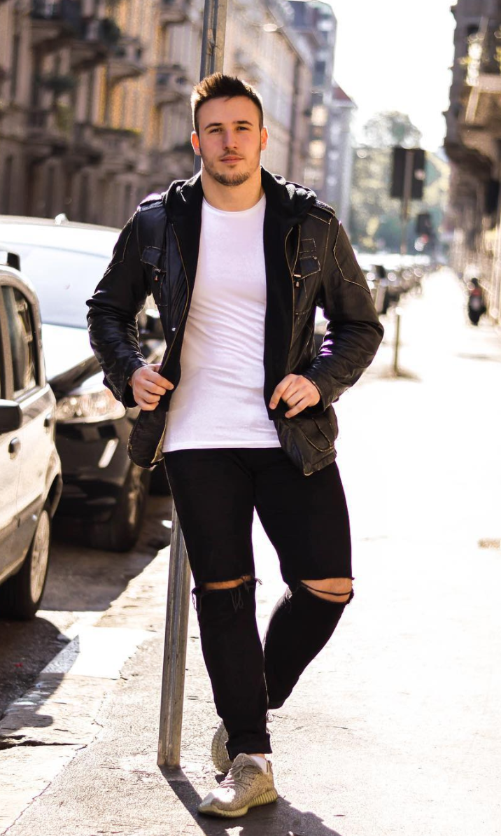 Men casual outfits first date | Mens casual outfits
