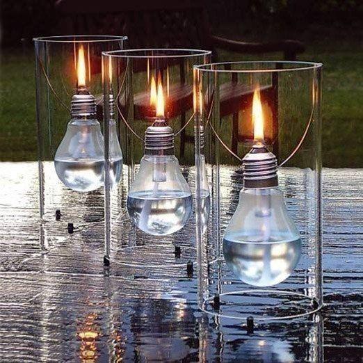 Оригинальные масляные лампы
