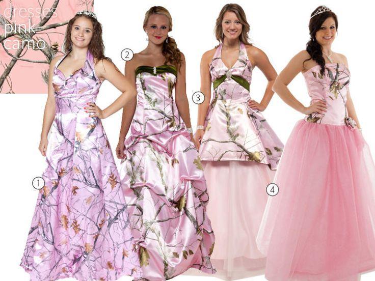31 Camo Wedding Dresses and Bridesmaid Dresses | TheKnot.com ...