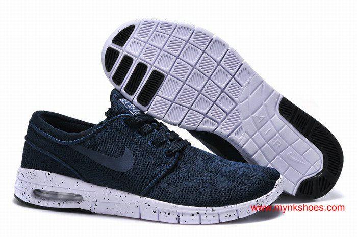 Ocurrir Legado Privación  Nike SB Stefan Janoski Max Strike and Destroy Dark-blue/White Women's  Skateboarding Shoes | Nike, Nike shoes, New nike shoes