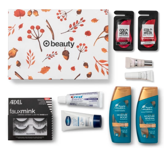 October In Stock Deal Alert Target Beauty Boxes For 5 30 Value Yo Free Samples Https Yofreesamples Com Target Beauty Target Beauty Box Beauty Box
