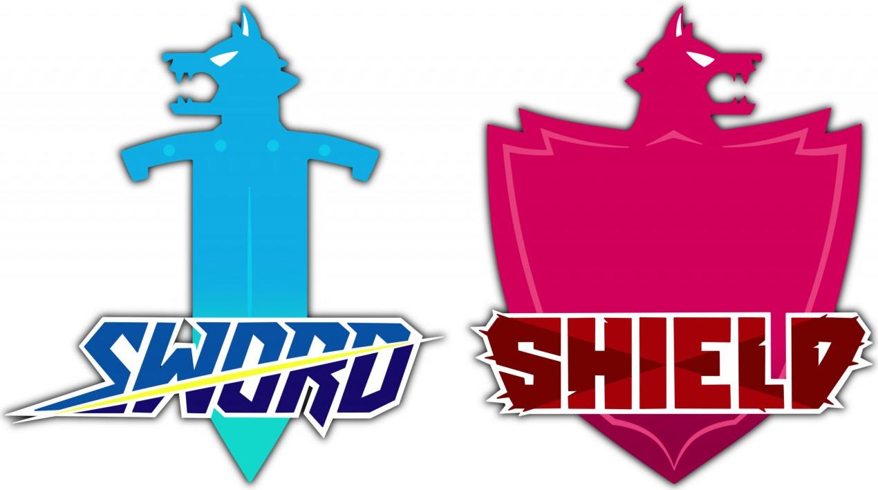 Pokemon Sword Shield Logo Font Forum Dafont Com Logo Fonts Shield Logo Logos