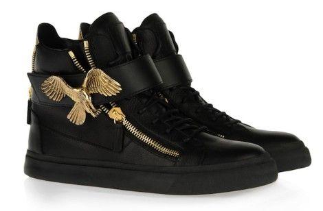 ab81e29f3bba Giuseppe  Zanotti  Eagle  Sneakers