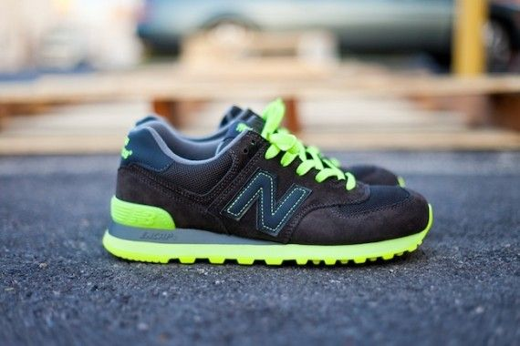 "New Balance 574 ""Neon"" 
