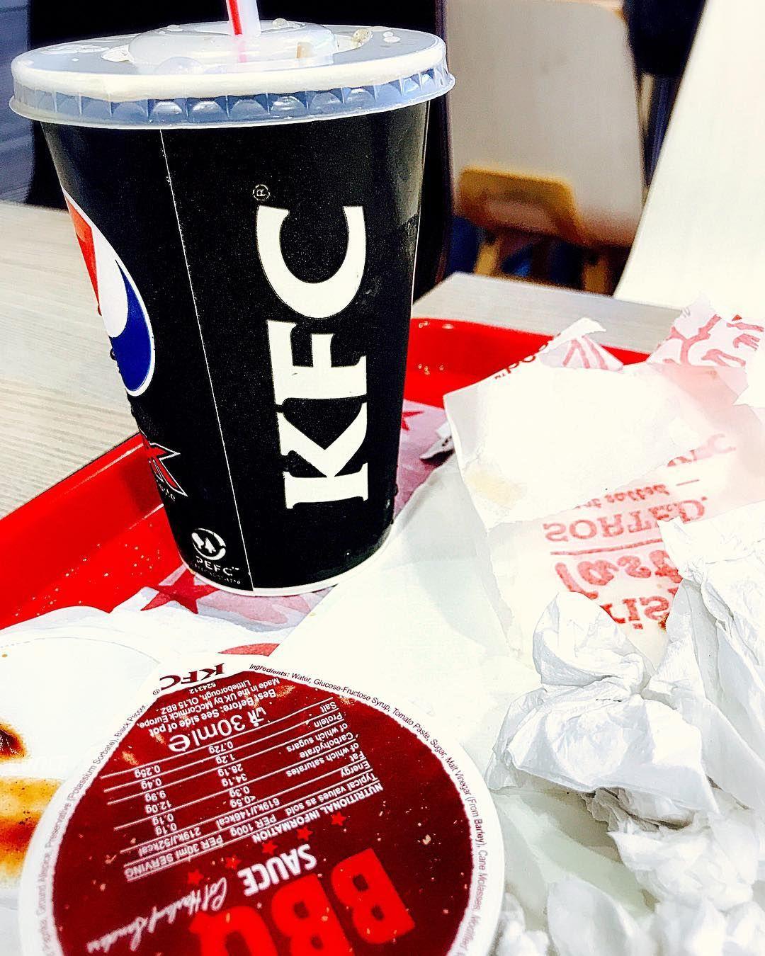 How Did This Happen Kfc Junkfood Chicken Pepsimax Kfc