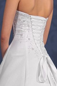 3500 adjustable corset 4 for a fabric sample perfect