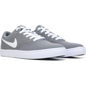 Nike Women S Nike Sb Check Solar Canvas Skate Shoe At Famous Footwear Nike Casual Nike Women Nike Sb