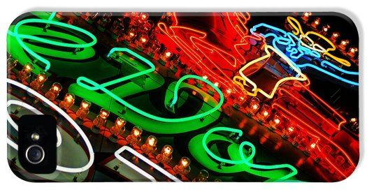 El Don Neon iPhone 5 Case / iPhone 5 Cover for Sale by Daniel Woodrum
