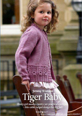 Baby Kids Knitting Pinterest