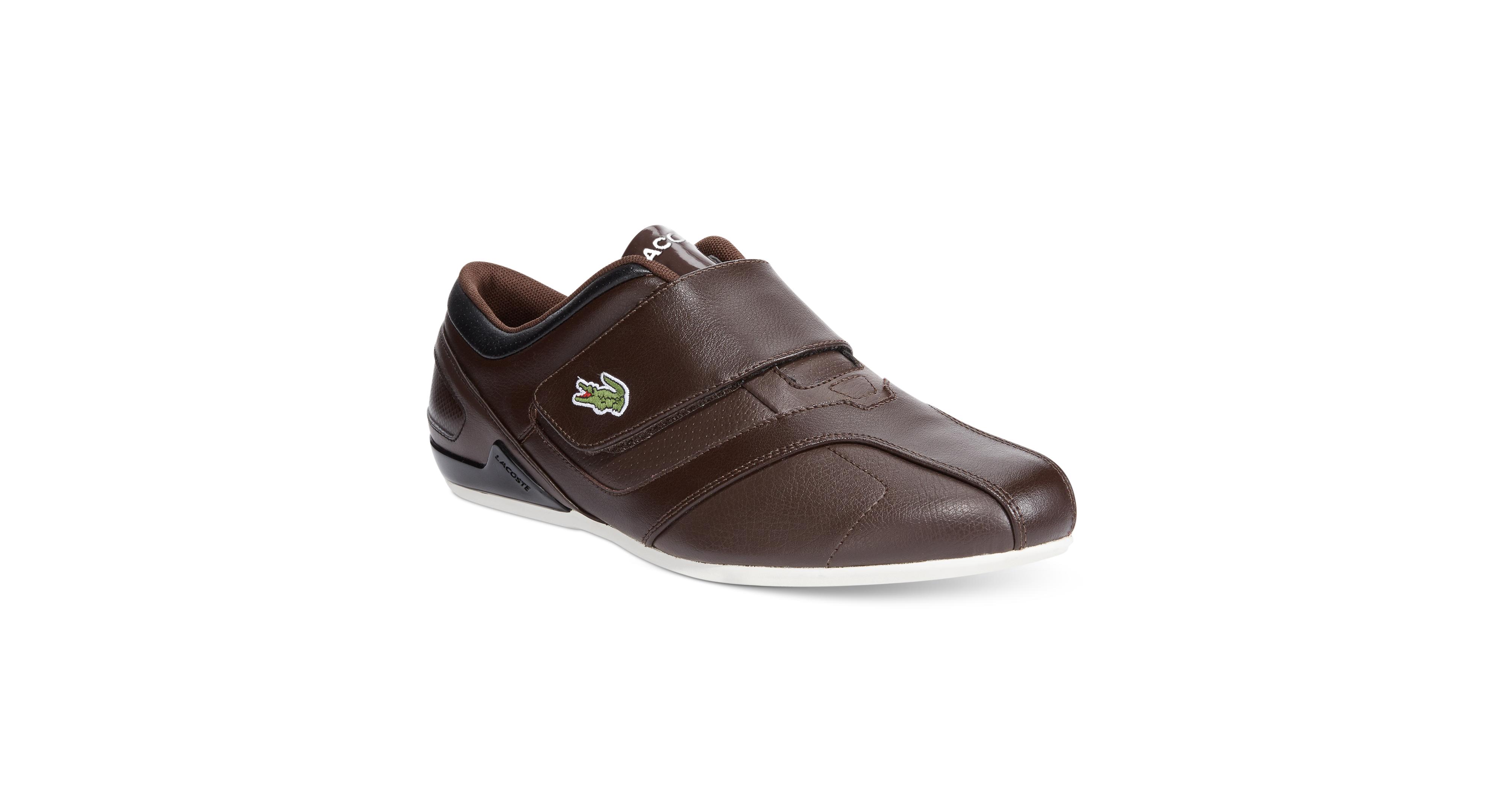 1a4b08cdc6b178 Lacoste Future Strap Sneakers