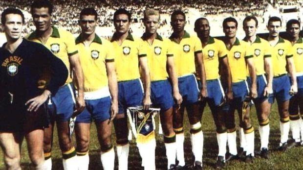 Linha Do Tempo 1961 70 Selecao Brasileira Selecao Brasileira De Futebol Camisa Do Brasil