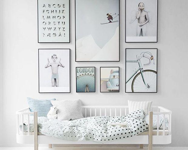 Decorar con láminas - Muebles y decoración - Moda infantil y ...