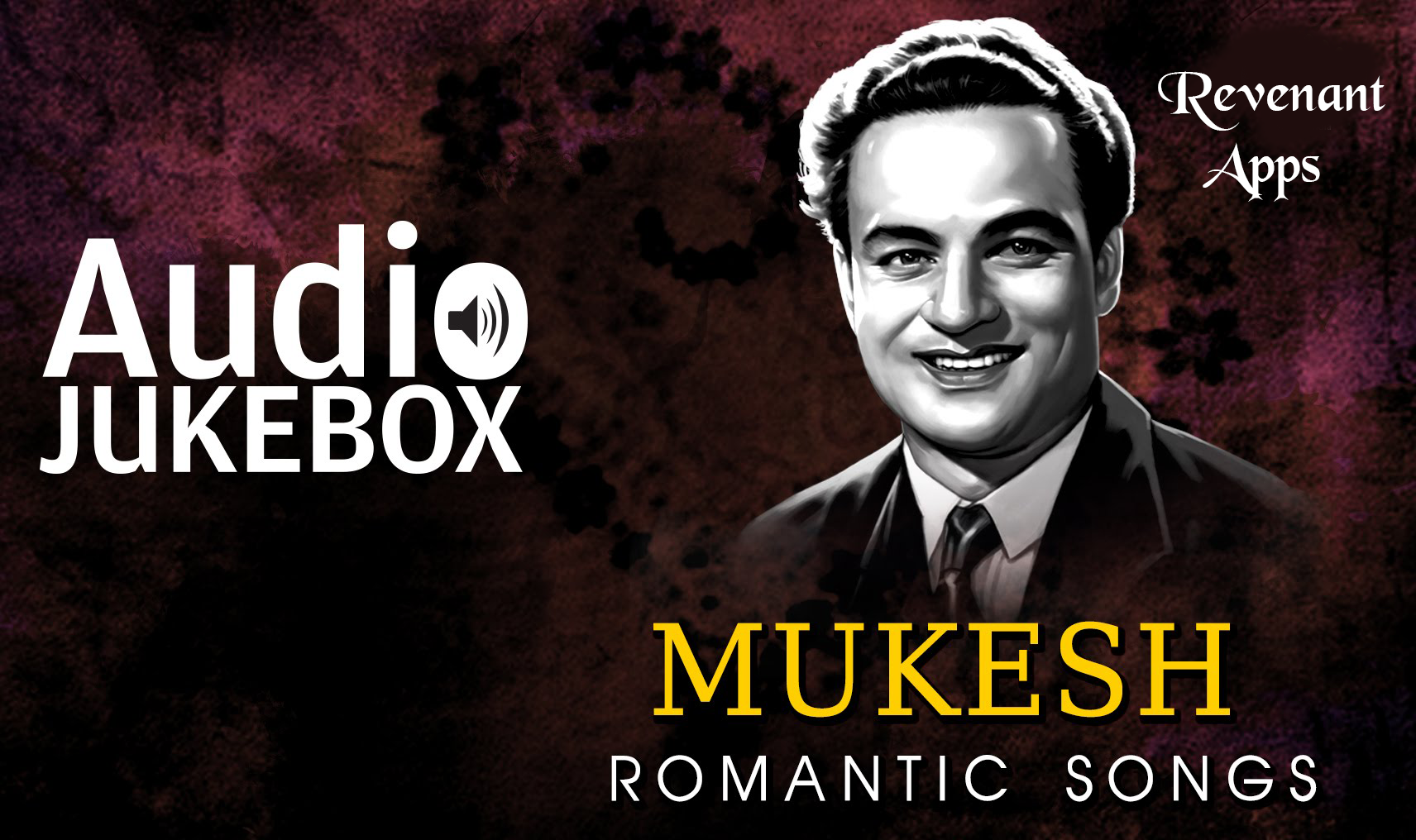 To Watch And Listen Mukesh Old Songs, Download Free App