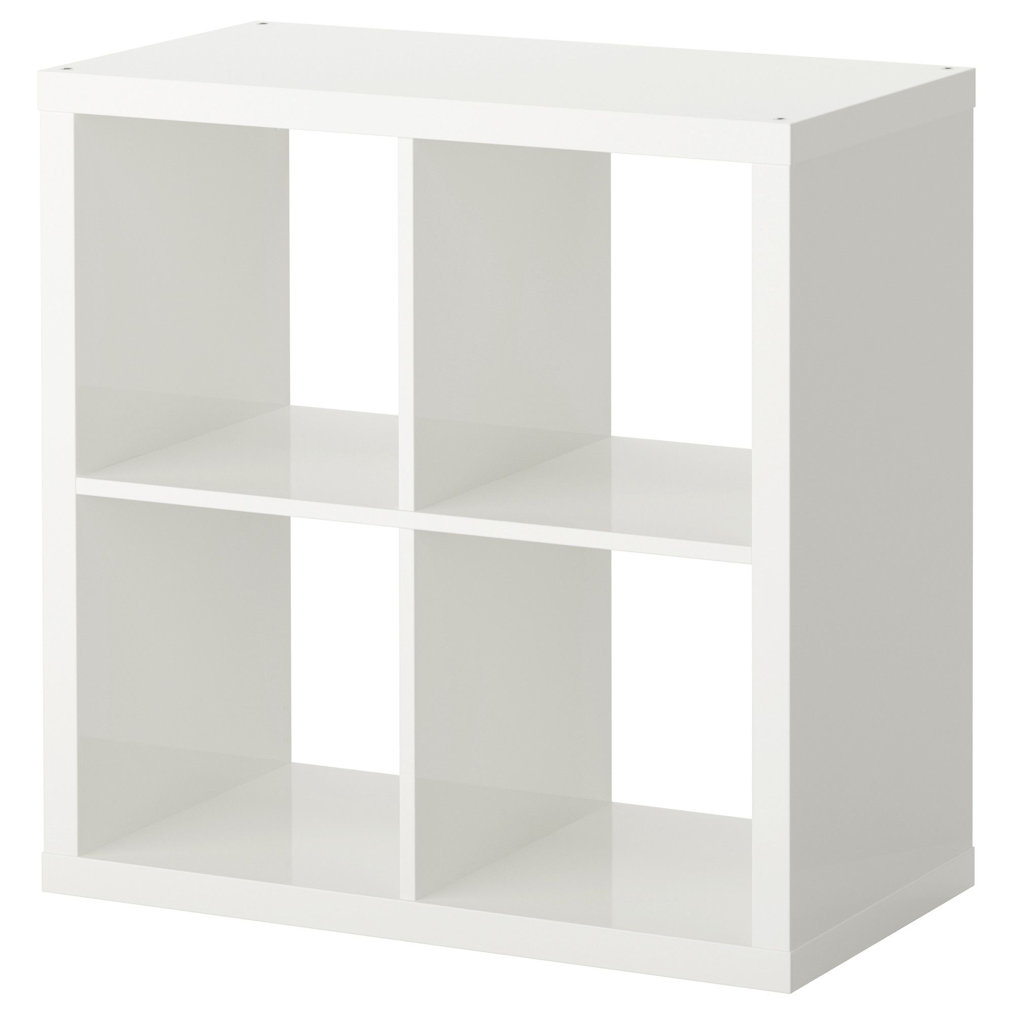 Ikea Kallax Shelf Unit High Gloss White Ikea Regal Wohnzimmer