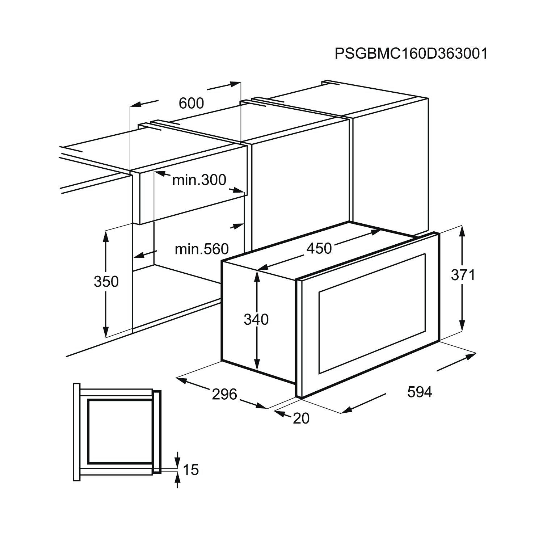 Standard Microwave Dimensions