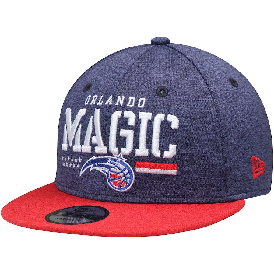 huge discount e5f10 6b120 Men s Orlando Magic New Era Heathered Navy Red NBA Hoops For Troops 9FIFTY  Hat, Your Price   31.99