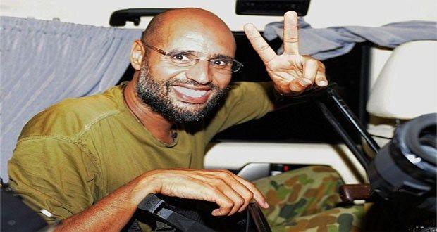 Gaddafi S Son Saif To Run For Libyan President In 2018 Elections