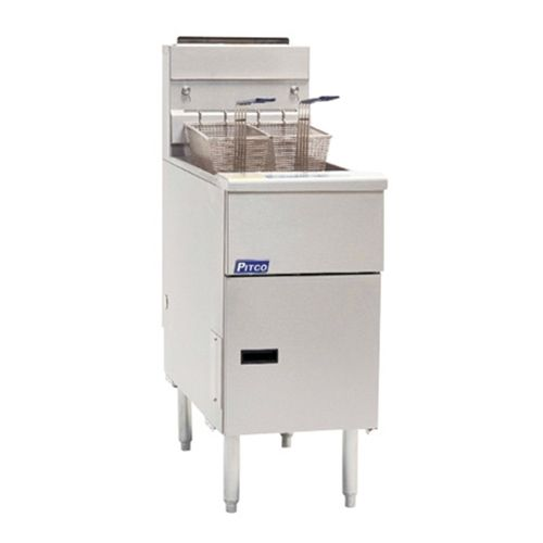 Pitco Sg14s Fryer Propane Propane Compact Appliances How To