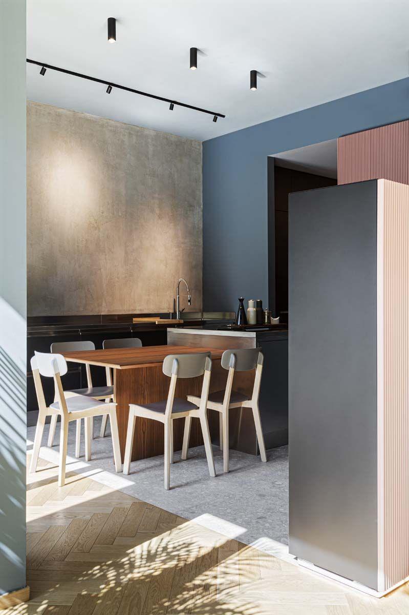 Milano Stile Scandinavo E Tanto Colore Foto Arredo Bagno Moderno Camere Da Letto Di Lusso Stile Cucina