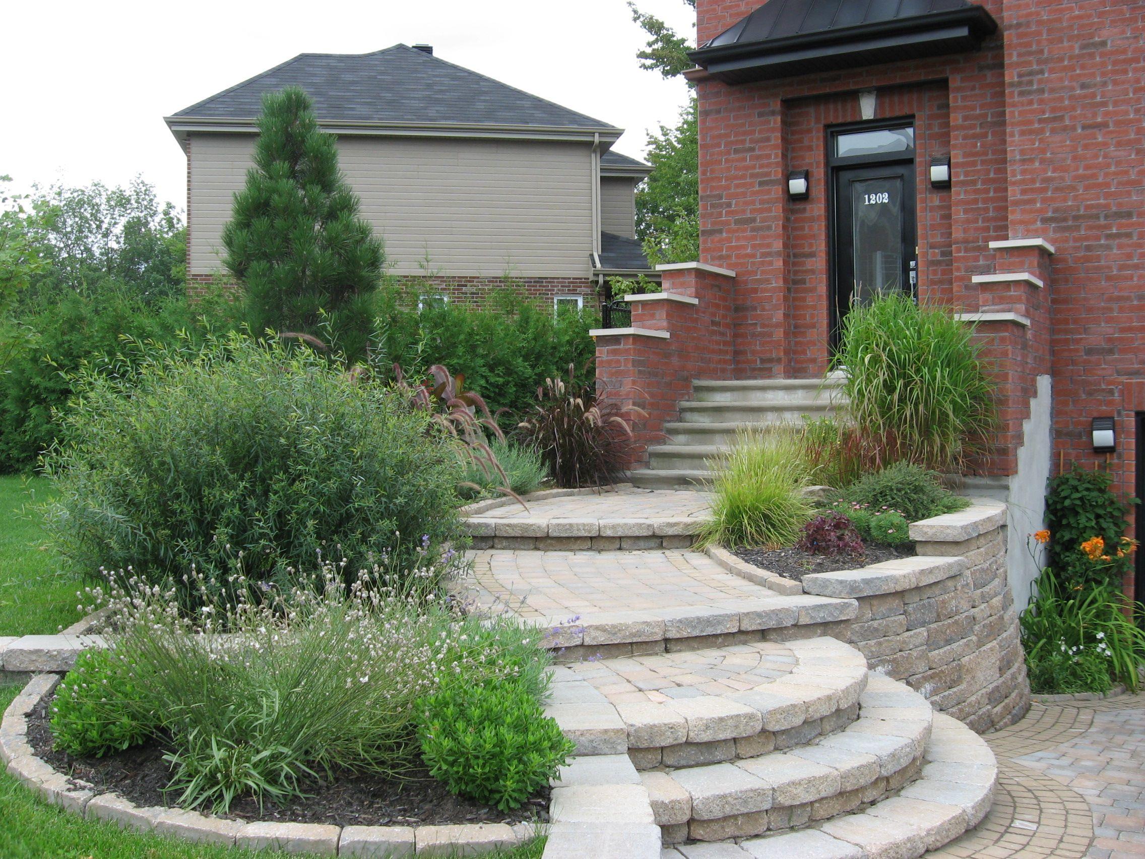 luxe de paysager son jardin des id es id es de design d 39 int rieur. Black Bedroom Furniture Sets. Home Design Ideas