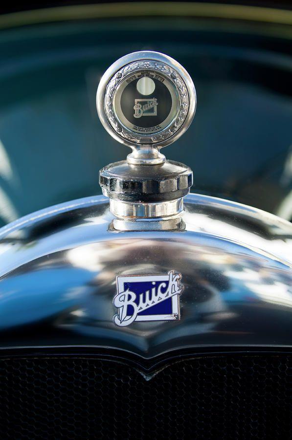 1928 Buick Hood Ornament By Jill Reger カー