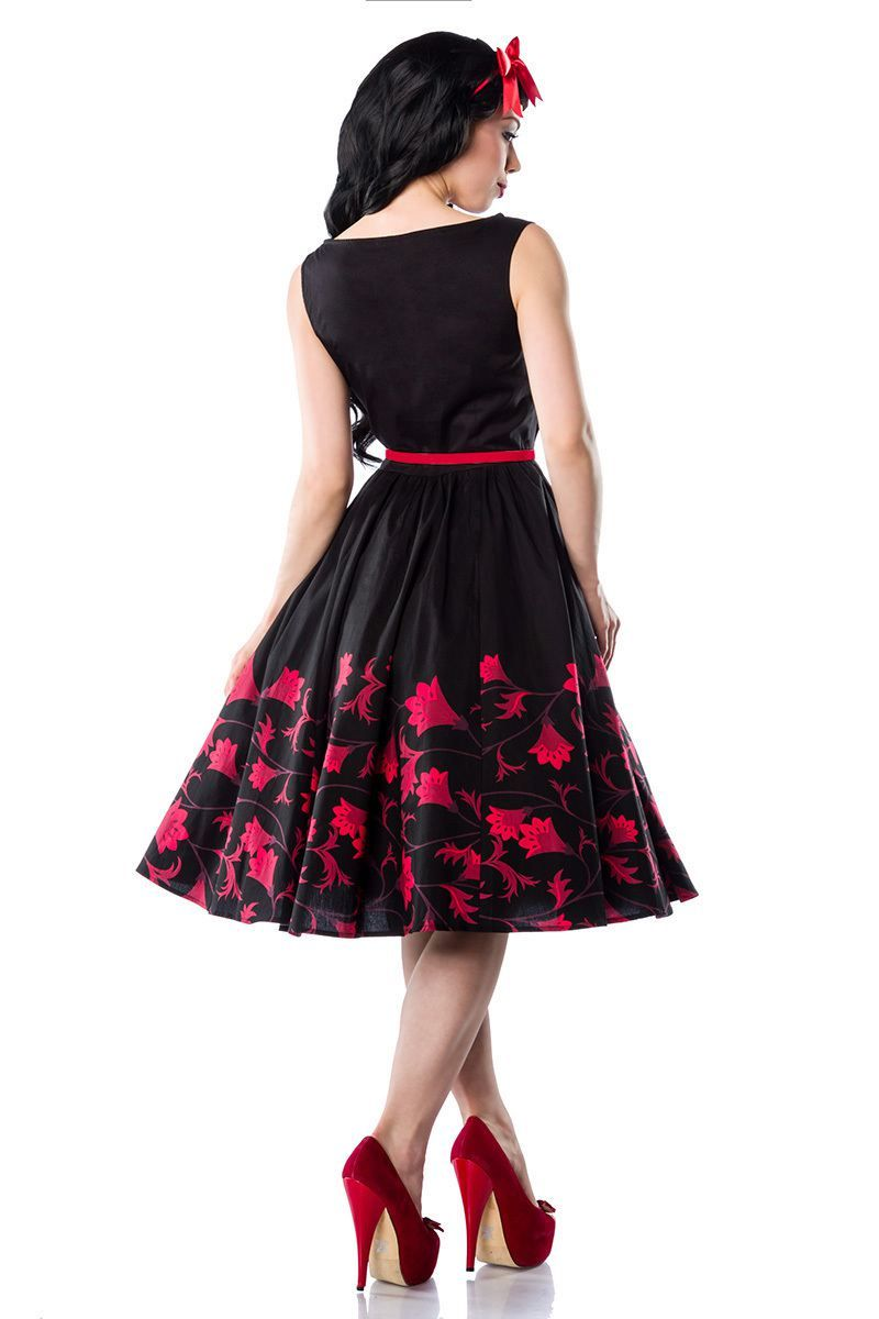 Damen Rockabilly-Kleid Abiballkleid Senya  Modestil, Kleider