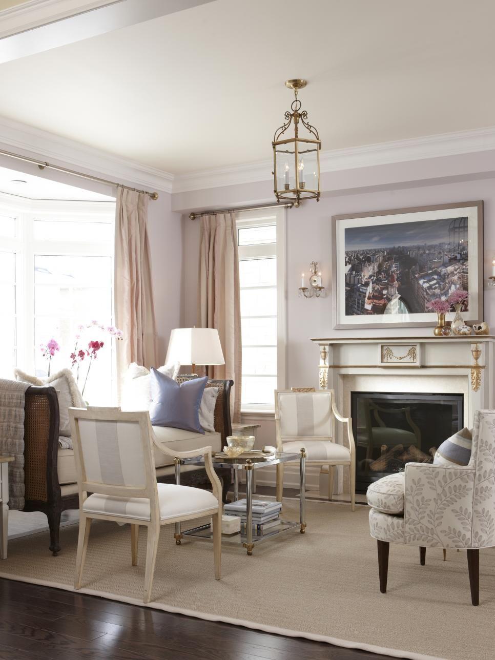 Sarah Richardson Makes Over a New Home Home living room