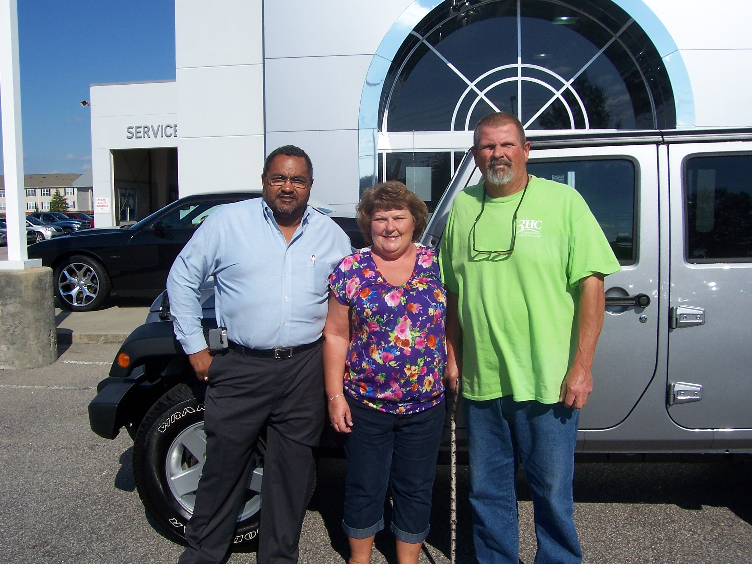 Sam and Kathy from Goldsboro NC found their deal at Lee